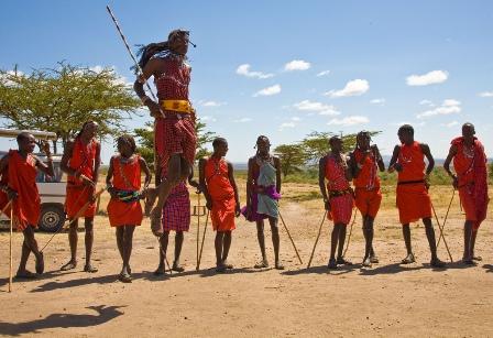 vacaciones en kenia