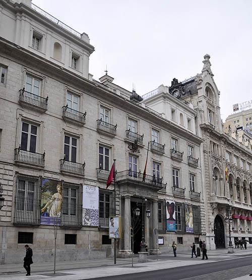 Museos que ver en madrid for Horario oficina inem madrid
