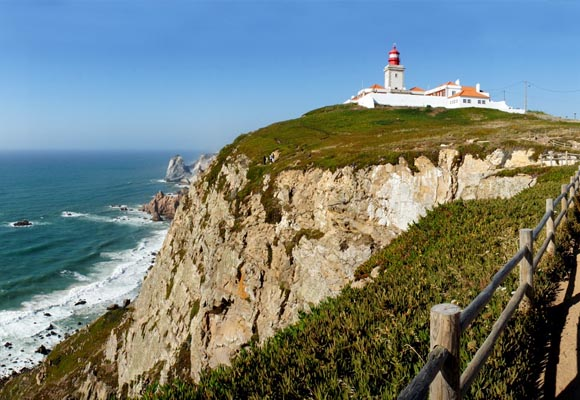Cabo da Roca cerca de Estoril