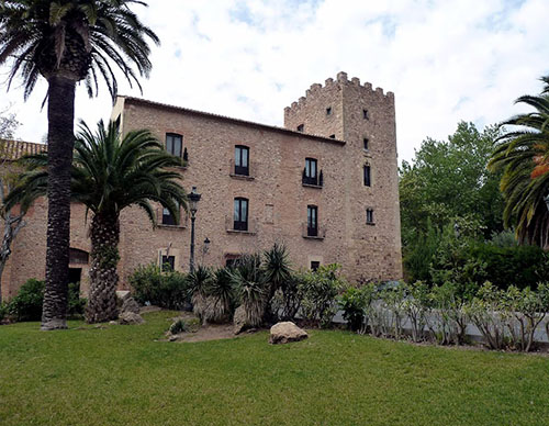 Castillo de Vilafortuny