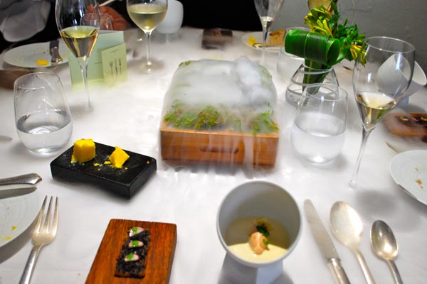 Restaurante Fat Duck