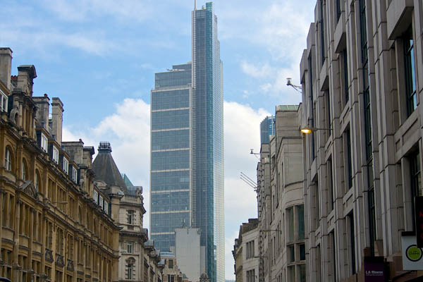 Heron Tower de Londres