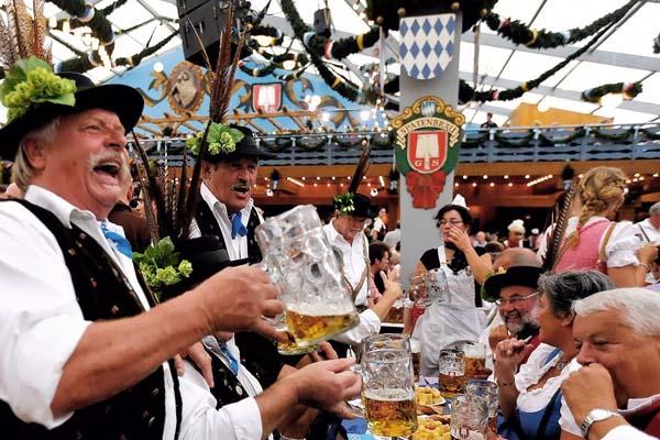 En octubre podremos descubrir la Oktoberfest