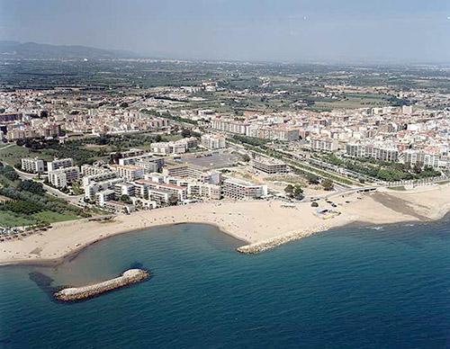 Playa de l'Horta de Santa María