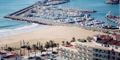 Playa del Regueral - Prat d'en Forès