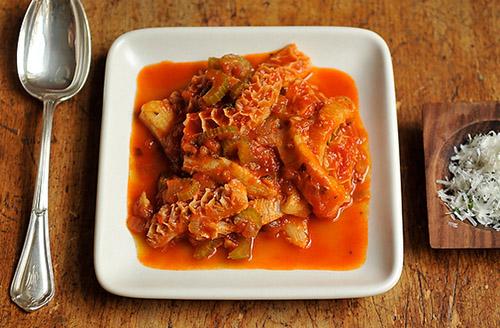 Gastronom a de roma cocina romana for Verdura tipica romana