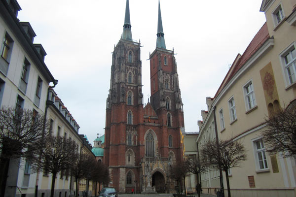 Wroclaw Catedral